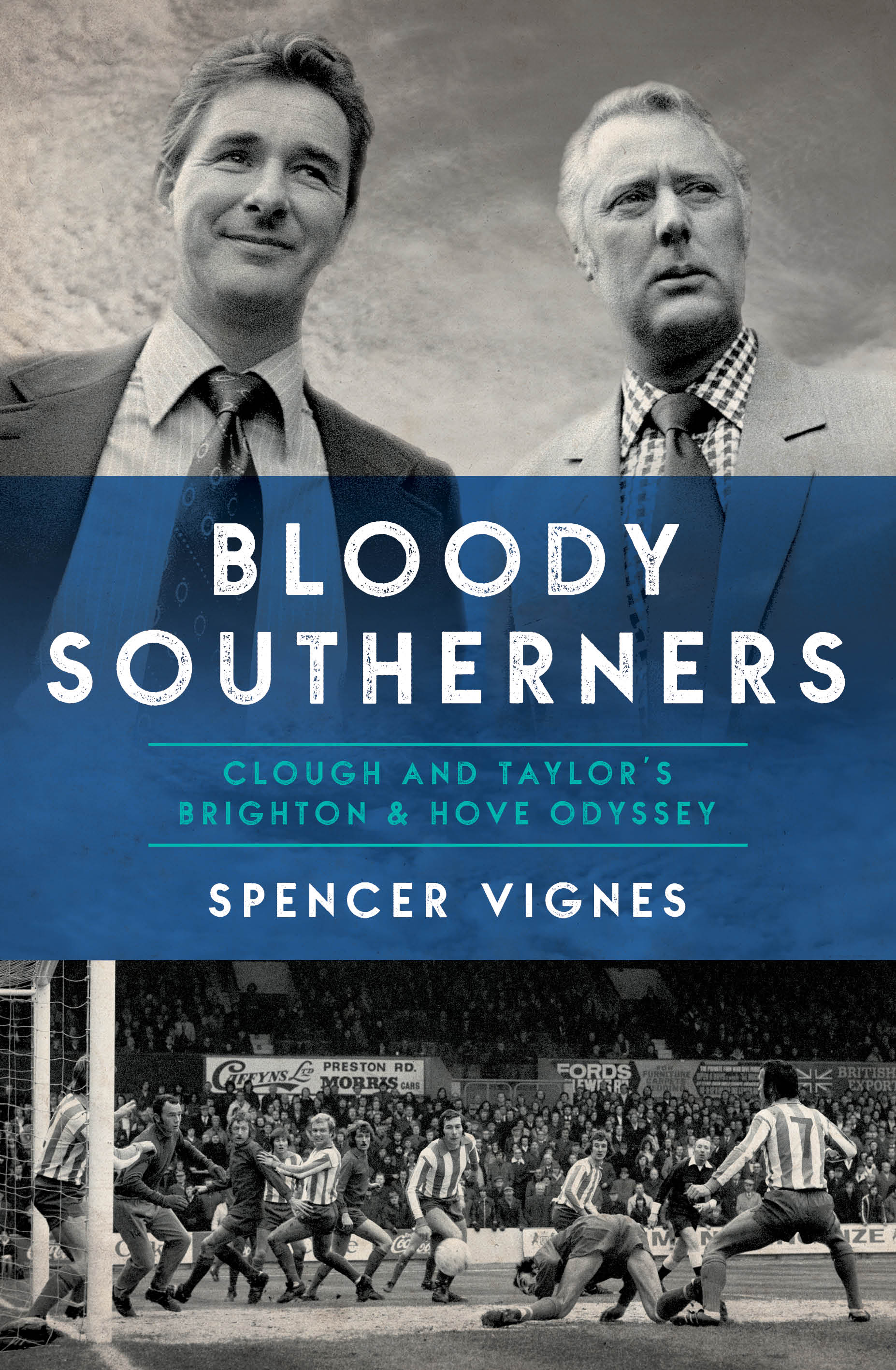 Bloody Southerners cover